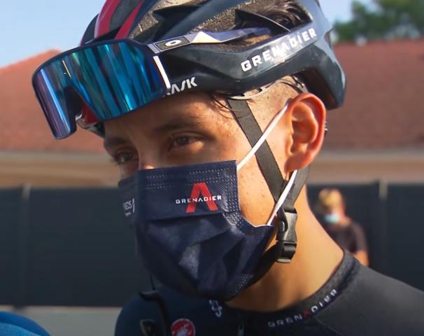 Эган Берналь: «Мечтал принять участие в Джиро д'Италия с тех пор, как стал профессионалом»