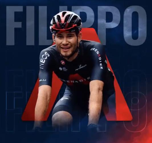 Филиппо Ганна сделал дубль на велогонке Etoile de Besseges-2021