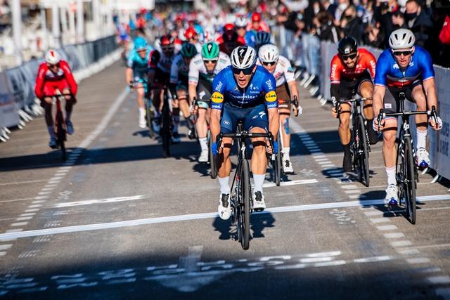 Давиде Баллерини – победитель 1 этапа Тура Прованса-2021