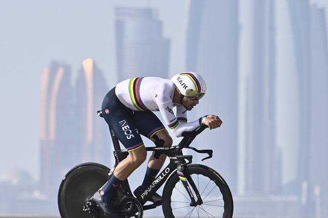 Филиппо Ганна – победитель 2 этапа Тура ОАЭ-2021