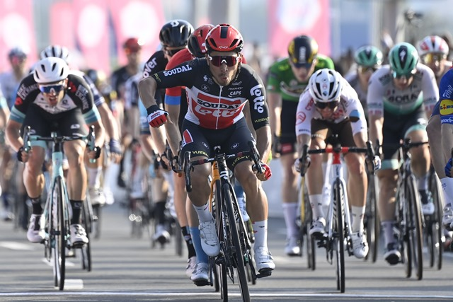 Тадей Погачар - победитель Тура ОАЭ-2021