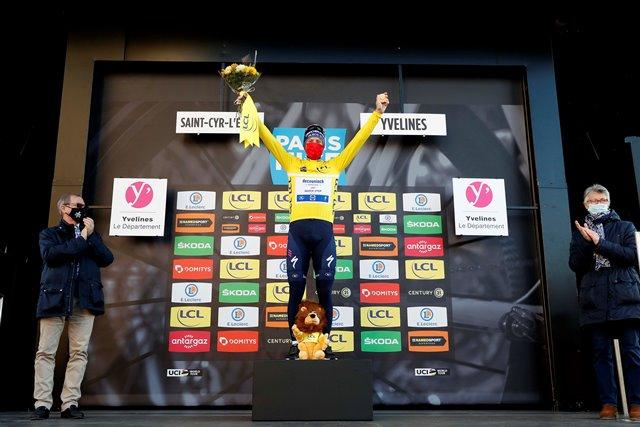 Сэм Беннетт – победитель 1 этапа Париж-Ницца-2021