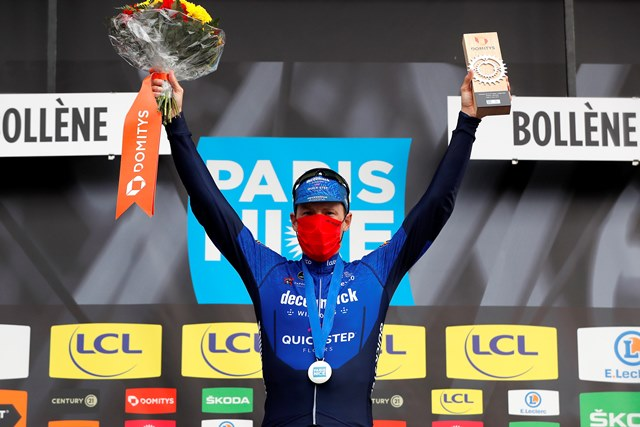 Дубль Сэма Беннетта на велогонке Париж-Ницца-2021