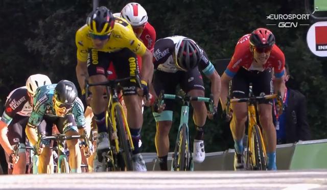 Примож Роглич – победитель 6 этапа Париж-Ницца-2021