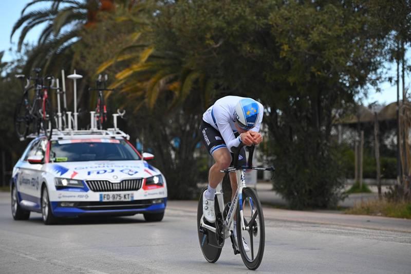 Ваут ван Арт – победитель 7 этапа Тиррено-Адриатико-2021