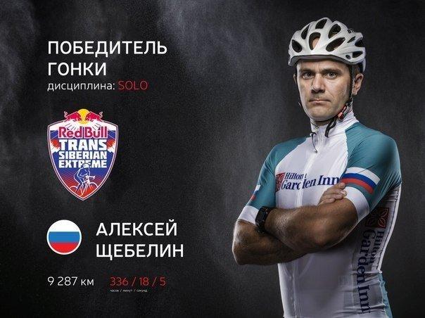 Железный велогонщик Алексей Щебелин. Человек, которым должна гордиться Россия