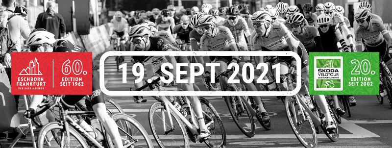 """Классика Мирового тура """"Eschborn-Frankfurt"""" перенесена на 19 сентября 2021 года"""