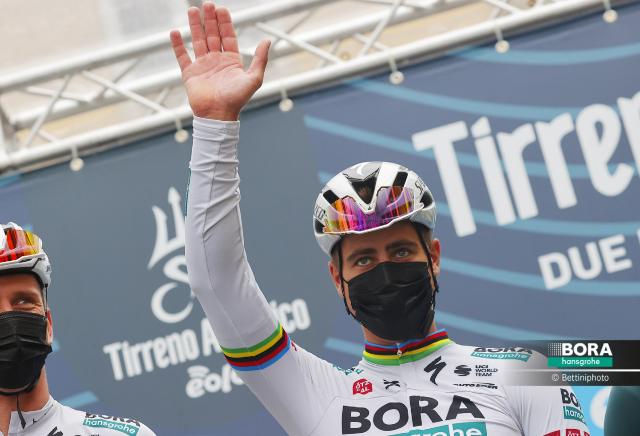 Петер Саган: «Хочу подготовиться к Туру Фландрии и Париж-Рубэ-2021»