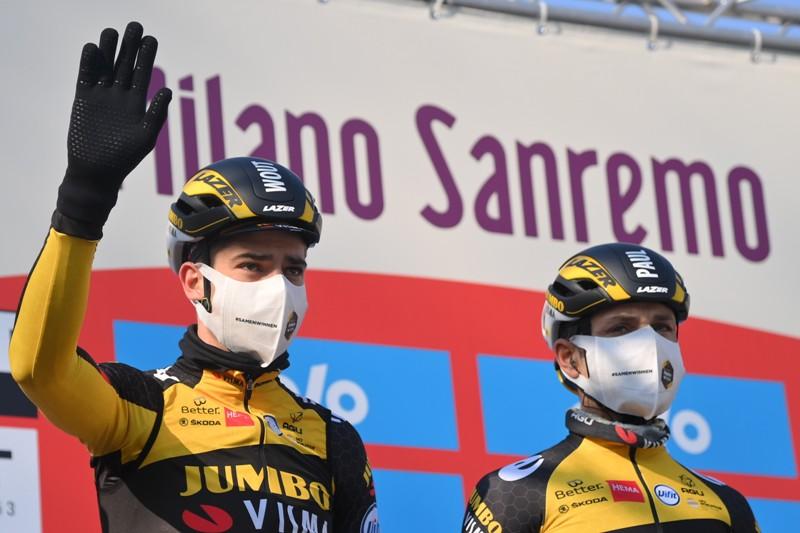 Яспер Стёйвен - победитель классики Милан-Сан-Ремо-2021