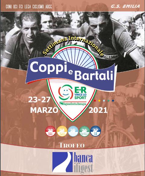 Неделя Коппи и Бартали-2021. Этап 1b