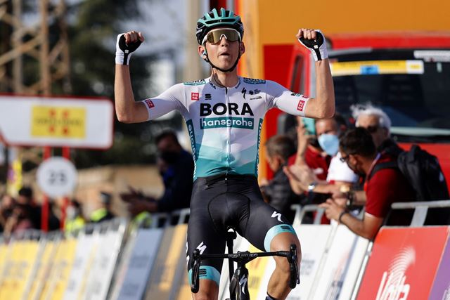 Леннард Кемна – победитель 5 этапа Вуэльты Каталонии-2021