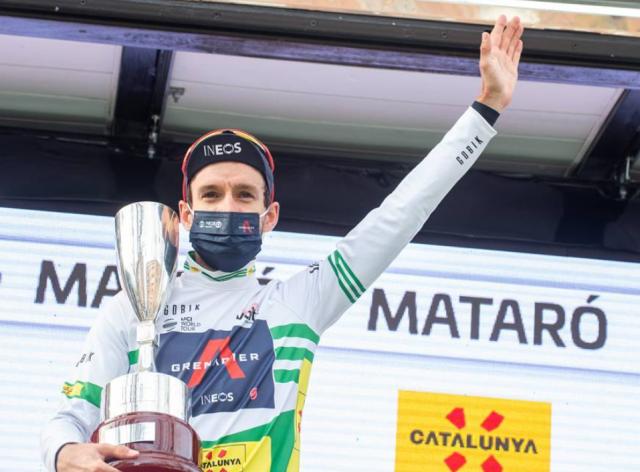 Петер Саган – победитель 6 этапа Вуэльты Каталонии-2021