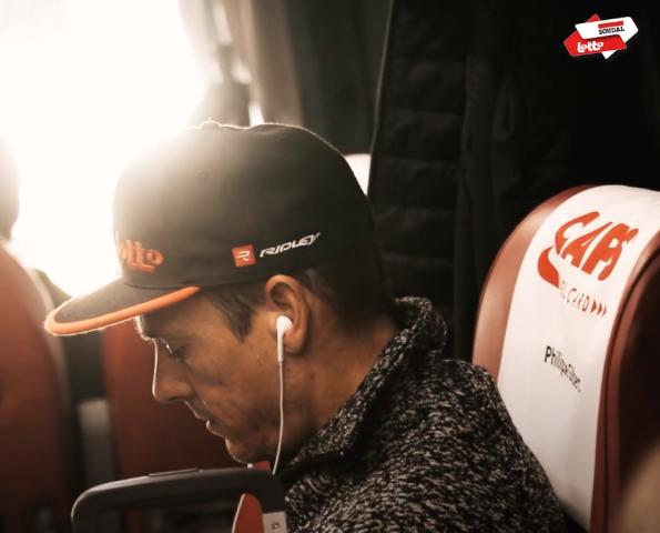 Филипп Жильбер завершит карьеру профессионального велогонщика в конце 2022 года