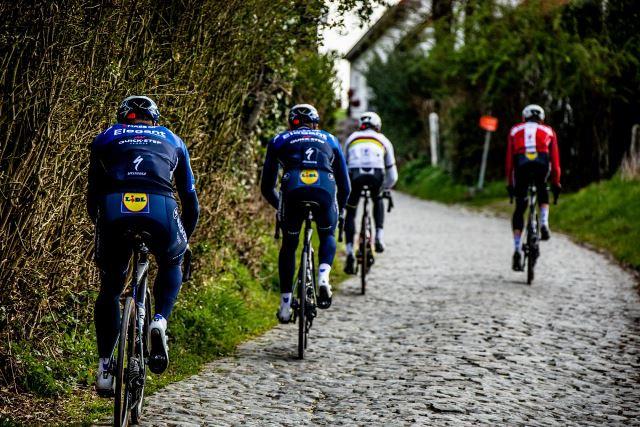 Жулиан Алафилипп и Каспер Асгрен о старте на Туре Фландрии-2021