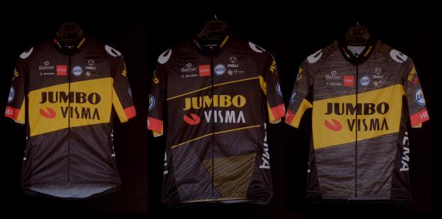 Велокоманда Jumbo-Visma призывает болельщиков выбрать дизайн  веломайки на Тур де Франс-2021