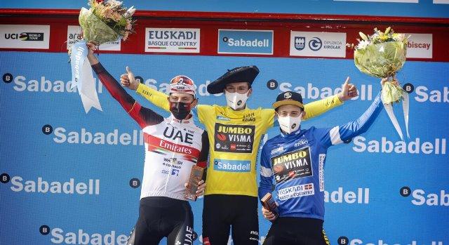 Триумф команды Jumbo-Visma на Туре Страны Басков-2021