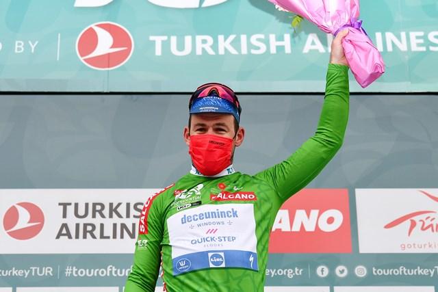 Марк Кэвендиш – победитель 2 этапа Тура Турции-2021