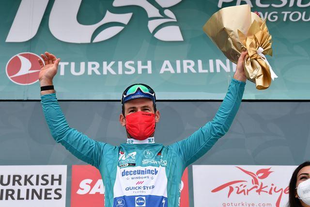 Хет-трик Марка Кэвендиша на Туре Турции-2021