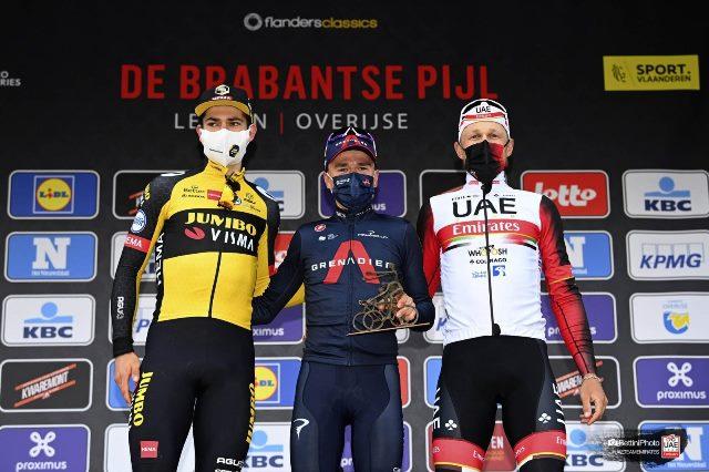 Том Пидкок – победитель Brabantse Pijl-2021