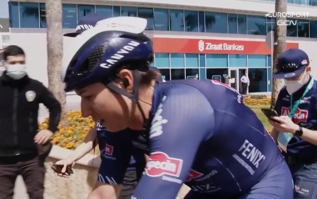 Яспер Филипсен – победитель 6 этапа Тура Турции-2021
