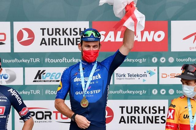 Четыре победы Марка Кэвендиша и победа Хосе Мануэля Диаса на Туре Турции-2021