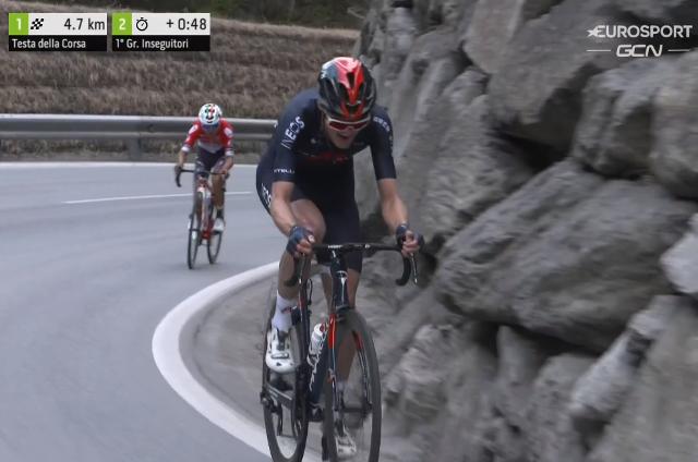 Саймон Йейтс – победитель 2 этапа Тура Альп-2021