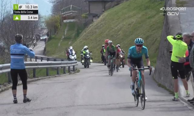Пельо Бильбао, Александр Власов, Саймон Йейтс, Крис Фрум о 4-м этапе Тура Альп-2021