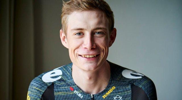 Йонас Вингегорд вошёл в состав команды Jumbo-Visma на Тур де Франс-2021