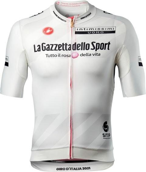 Джиро д'Италия-2021. Белая майка. Превью