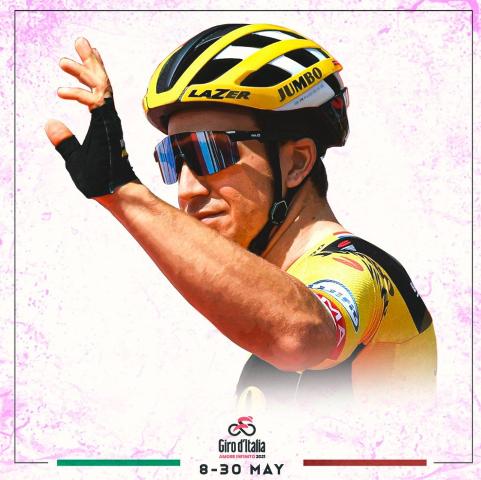 Дилан Груневеген о старте на Джиро д'Италия-2021
