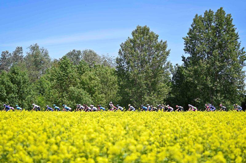 Фотогалерея 13-го этапа Джиро д'Италия-2021