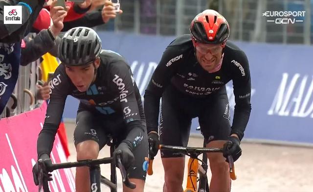 Роман Барде, Дамиано Карузо, Джулио Чикконе, Винченцо Нибали, Саймон Йейтс о 16-м этапе Джиро д'Италия-2021