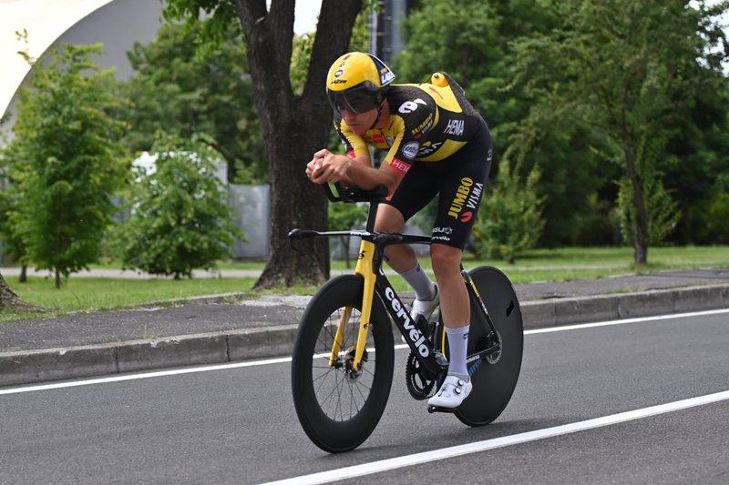 Фотогалерея 21-го этапа Джиро д'Италия-2021