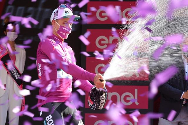 Петер Саган – победитель классификации по очкам на Джиро д'Италия-2021