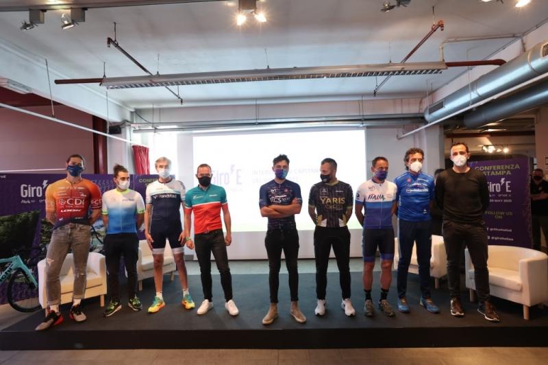 «Джиро на электровелосипедах» пройдёт с 8 по 30 мая 2021 года