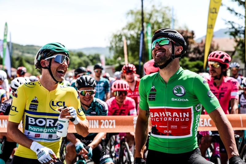 Сонни Кольбрелли- победитель 3 этапа Критериума Дофине-2021