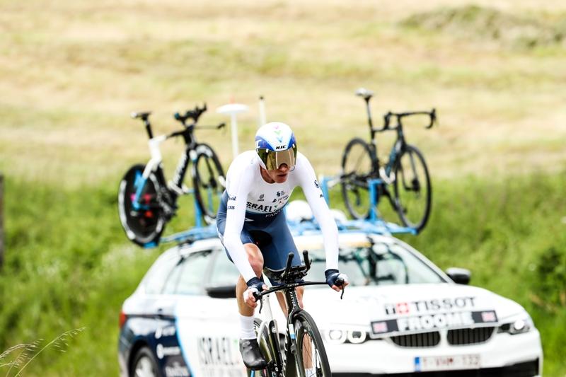 Крис Фрум: «Я не на том уровне, чтобы бороться за победу на Тур де Франс»