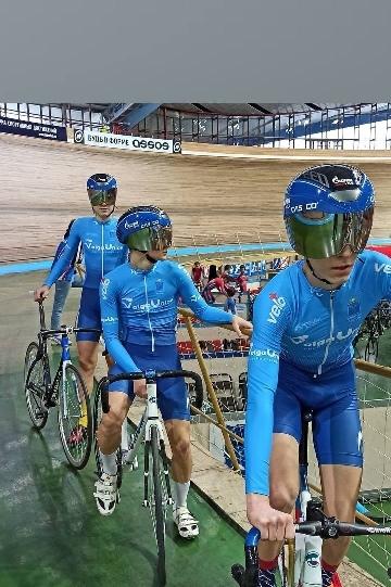 Первый официально признанный Федерацией велосипедного спорта России клуб открывается в Москве