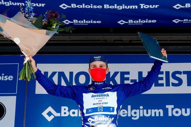 Ремко Эвенепул – победитель 2 этапа Тура Бельгии-2021