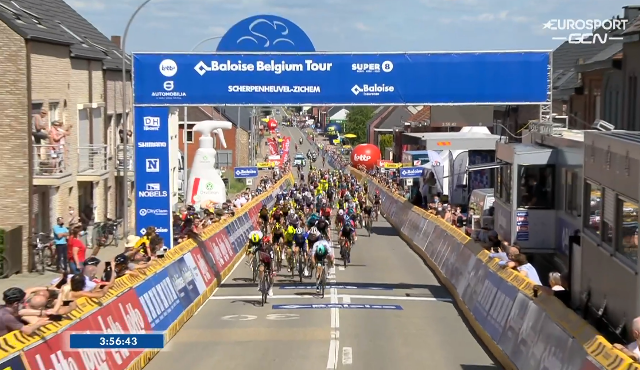 Тур Бельгии-2021. Этап 3