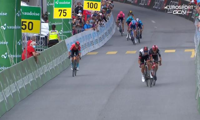 Тур Швейцарии-2021. Этап 6