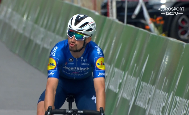 Жулиан Алафилипп не выйдет на старт 8-го этапа Тура Швейцарии-2021