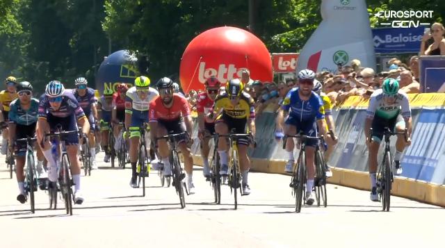 Тур Бельгии-2021. Этап 5
