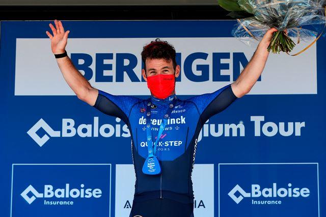 Марк Кэвендиш о победе на этапе Тура Бельгии и шансах выступить на Тур де Франс-2021