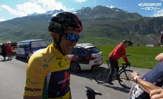 Ричард Карапас – победитель Тура Швейцарии-2021