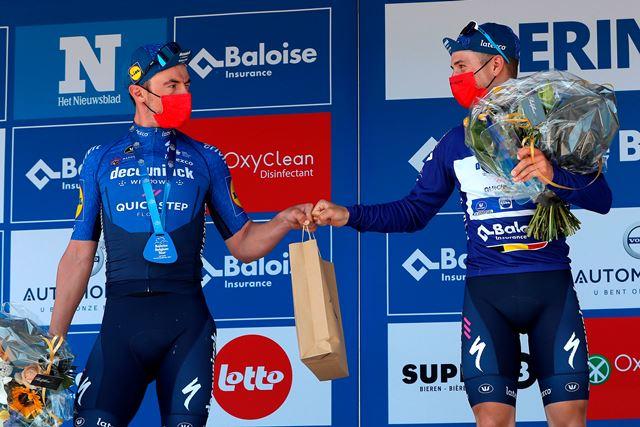 Ремко Эвенепул – победитель Тура Бельгии-2021