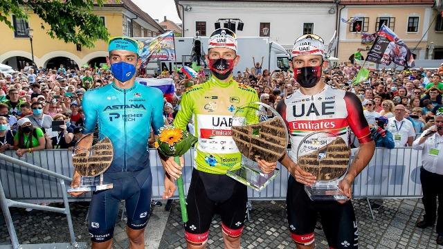 Тадей Погачар – победитель Тура Словении-2021