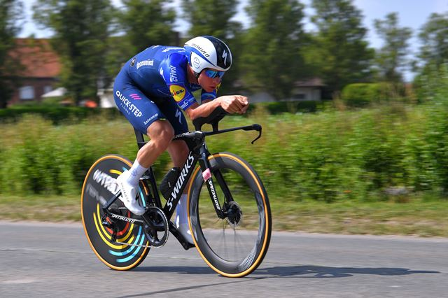 Ив Лампарт – чемпион Бельгии-2021 в индивидуальной гонке на время