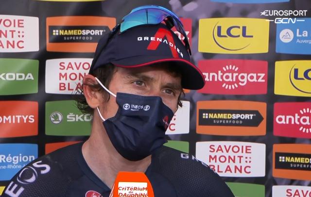 Герант Томас о подготовке к Тур де Франс-2021, фаворитах и маршруте