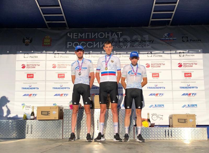 Артем Ныч — новый чемпион России
